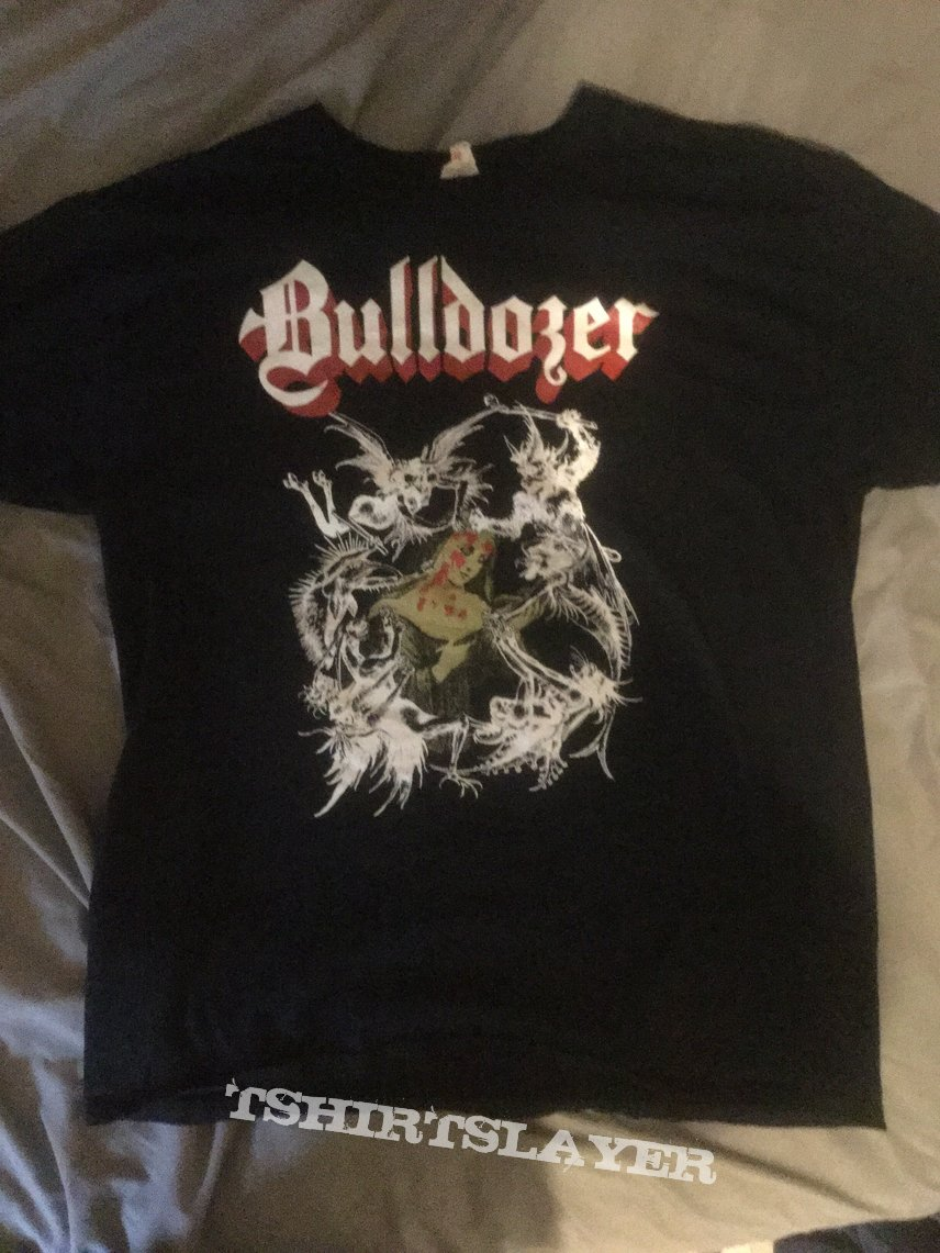 Bulldozer Maryland Deathfest XIII Exclusive T-Shirt