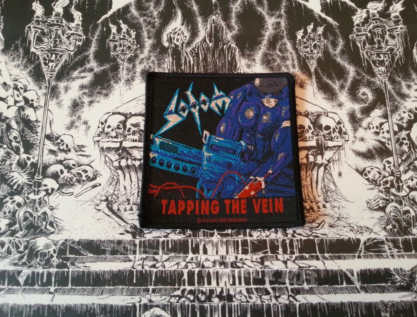 Sodom - Tapping The Vein ( Patch )
