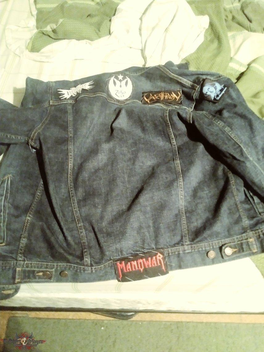 Denim Jacket (WIP)