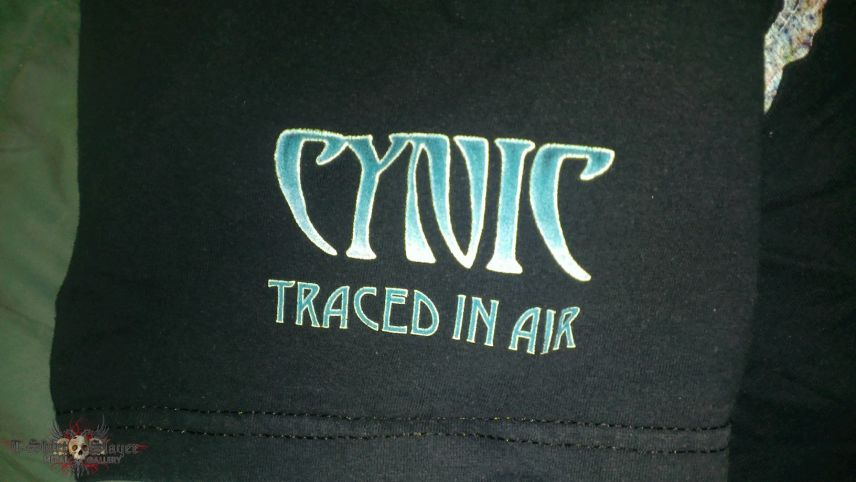Cynic Traced in Black