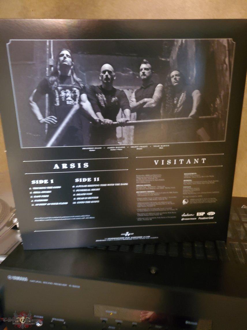Arsis: Visitant Splatter Vinyl