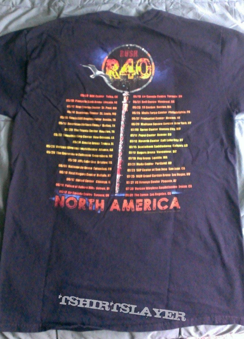 Rush R40 shirt