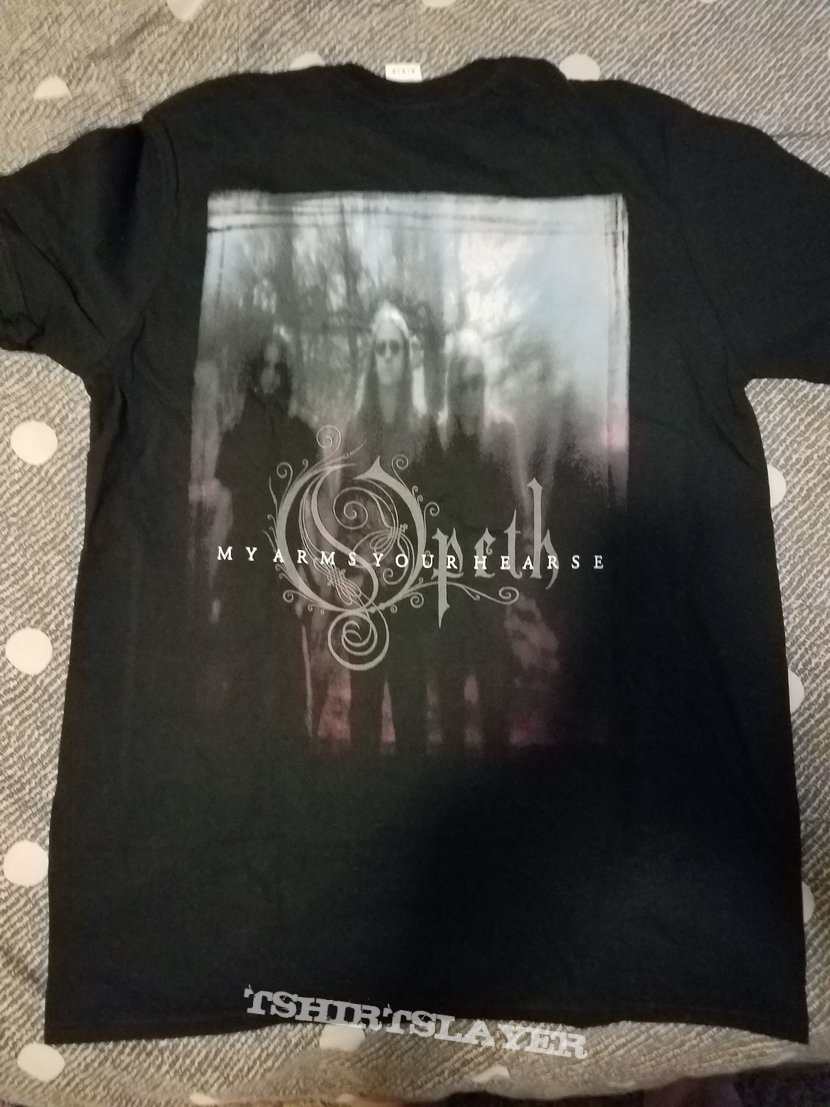 Opeth: My Arms Your Hearse shirt