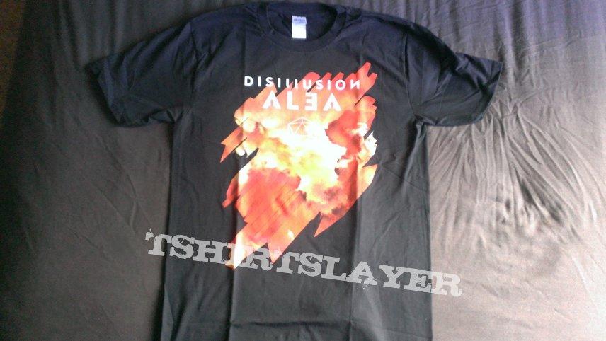 Disillusion: Alea shirt