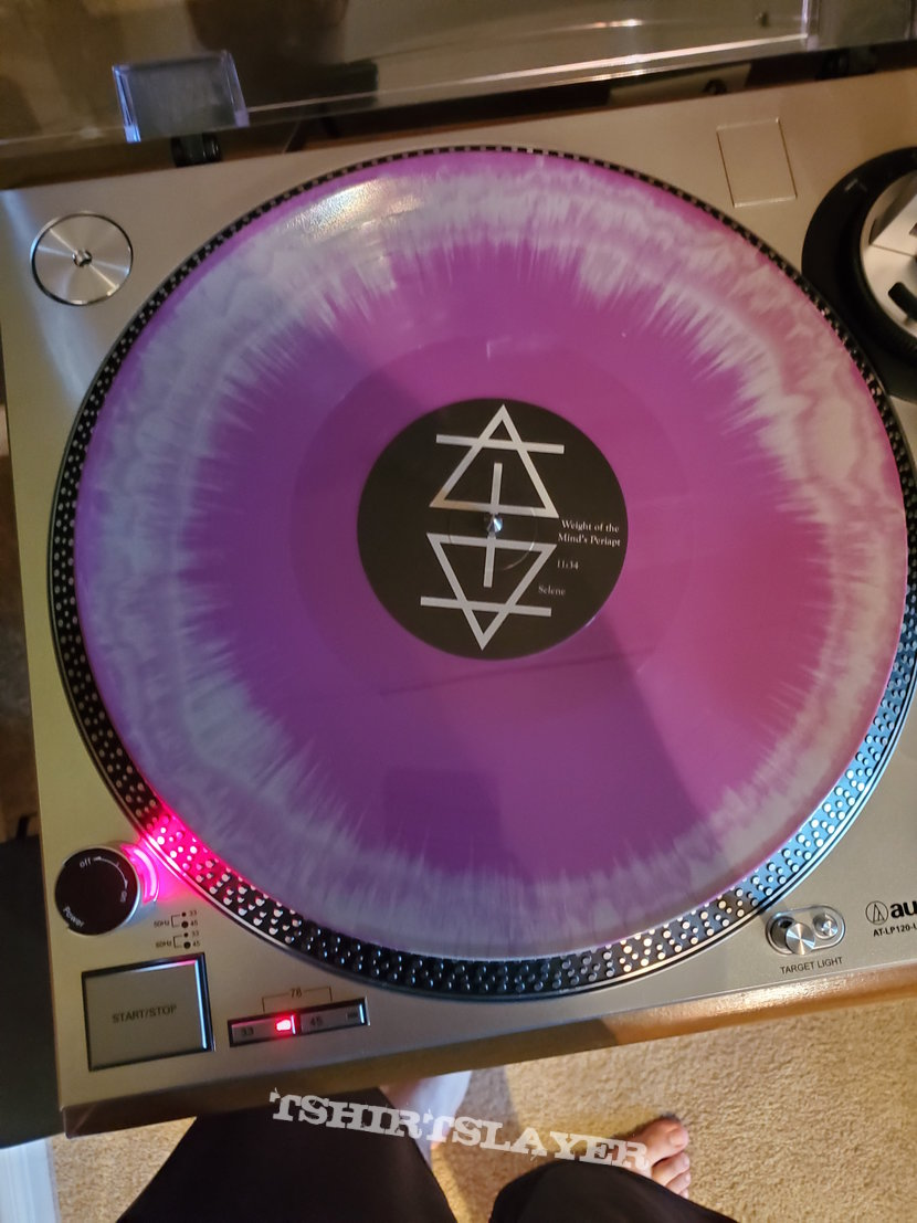 Eneferens: The Bleakness of Our Constant coloured vinyl