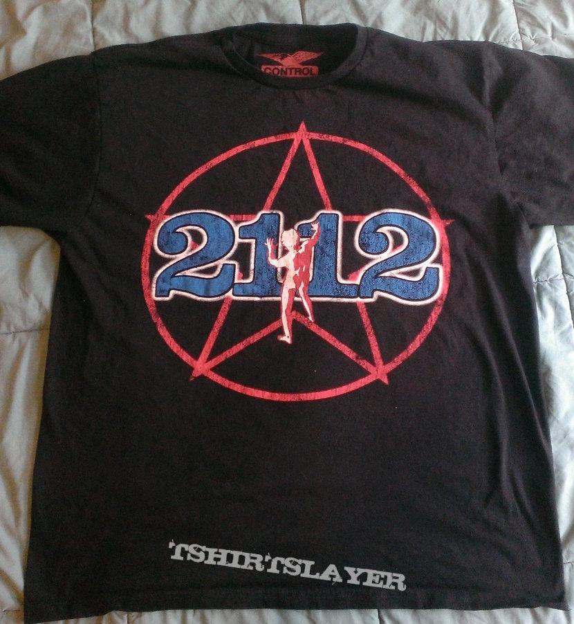 Rush 2112 OG Style shirt