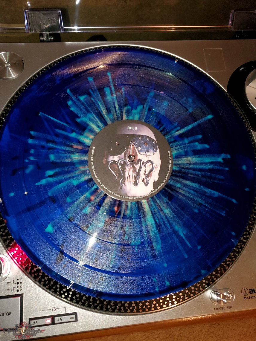 Megadeth: Killing Is My Business OG Version Splatter Vinyl