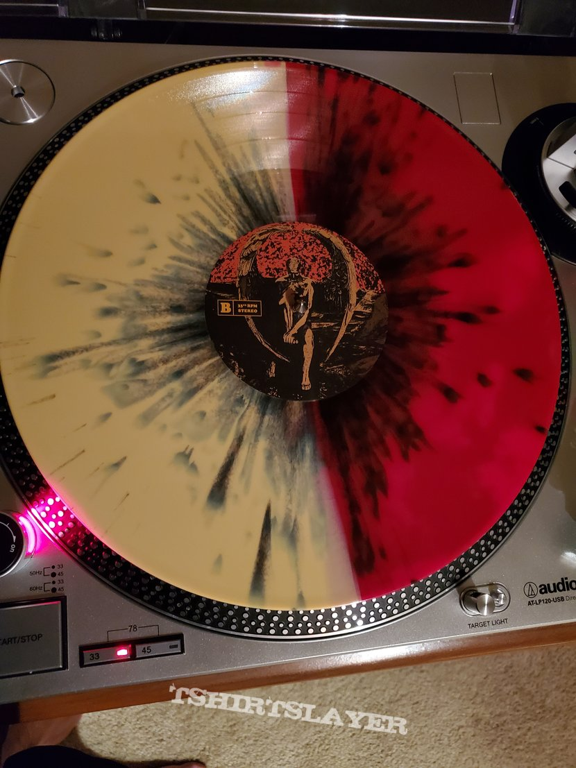 Haunt: If Icarus Could Fly coloured vinyl