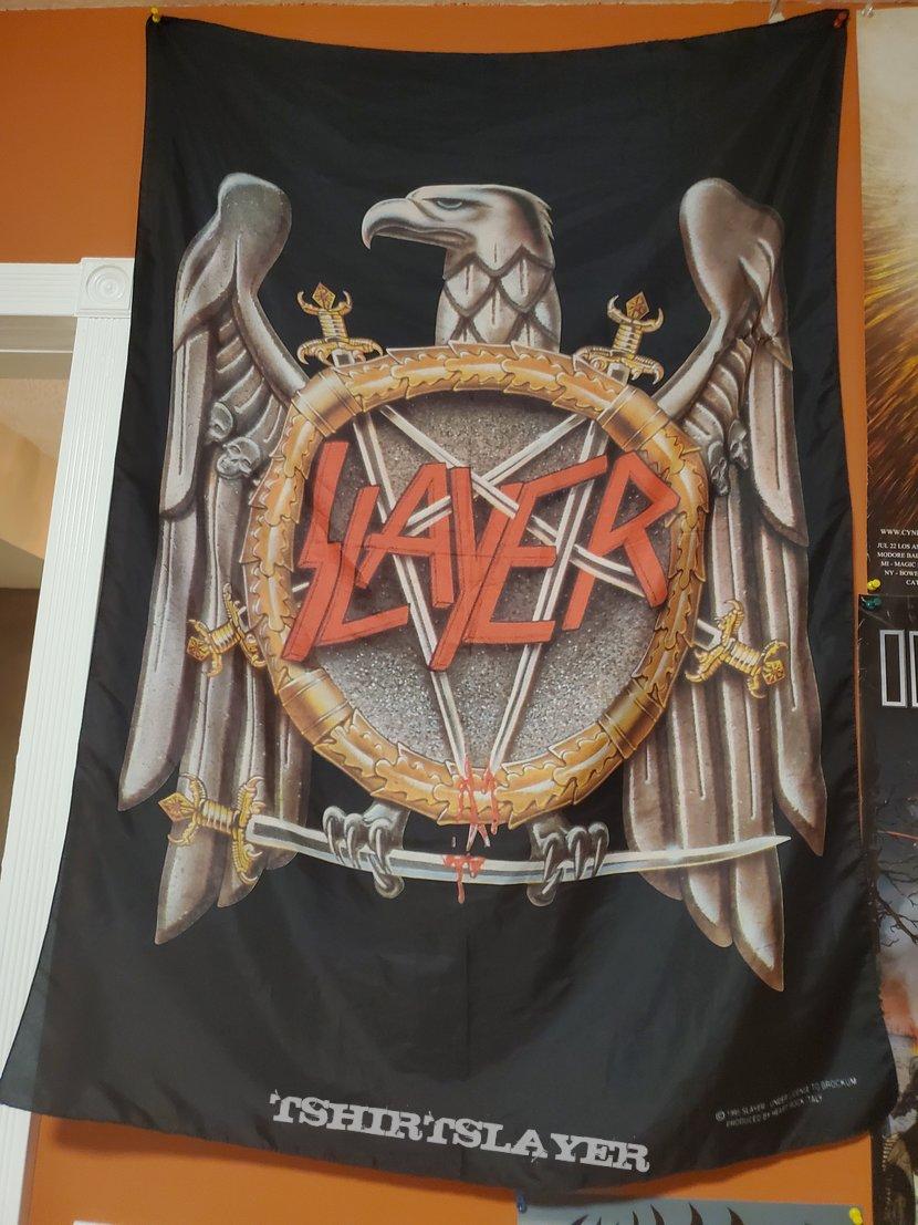 Slayer flag