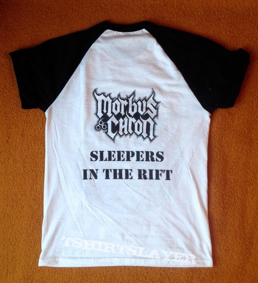 self-designed MORBUS CHRON - Sleepers in the Rift shirt