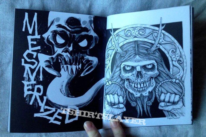 CELTIC FROST - Morbid Tales! book