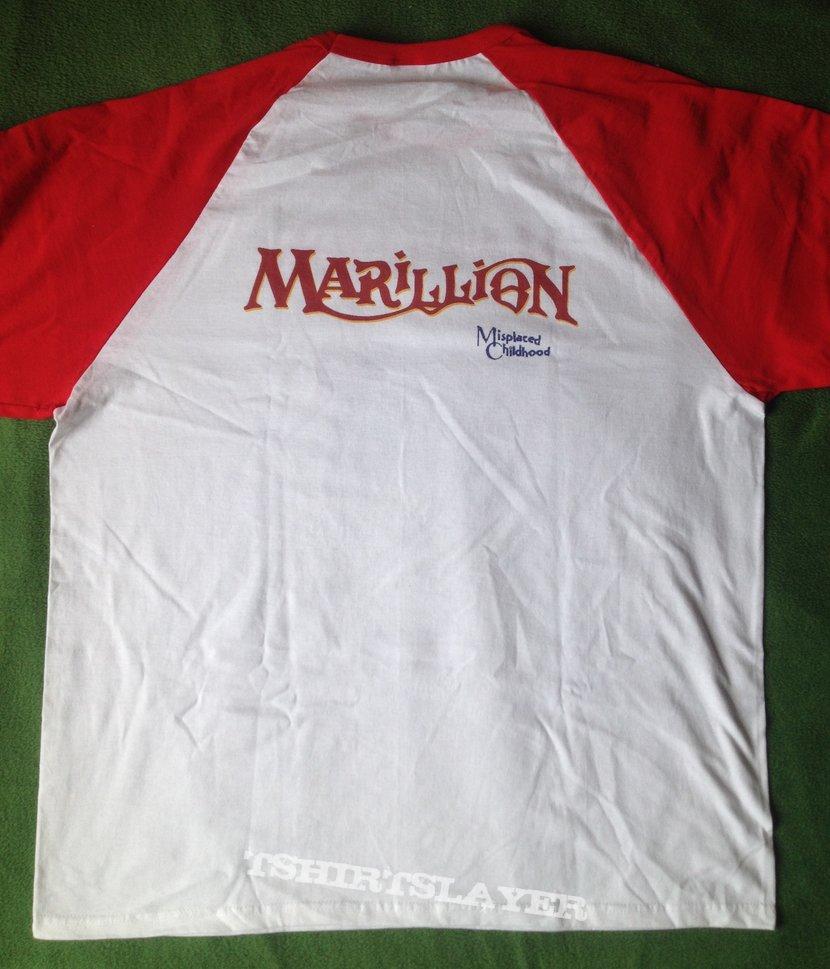 MARILLION - Misplaced Childhood custom shirt