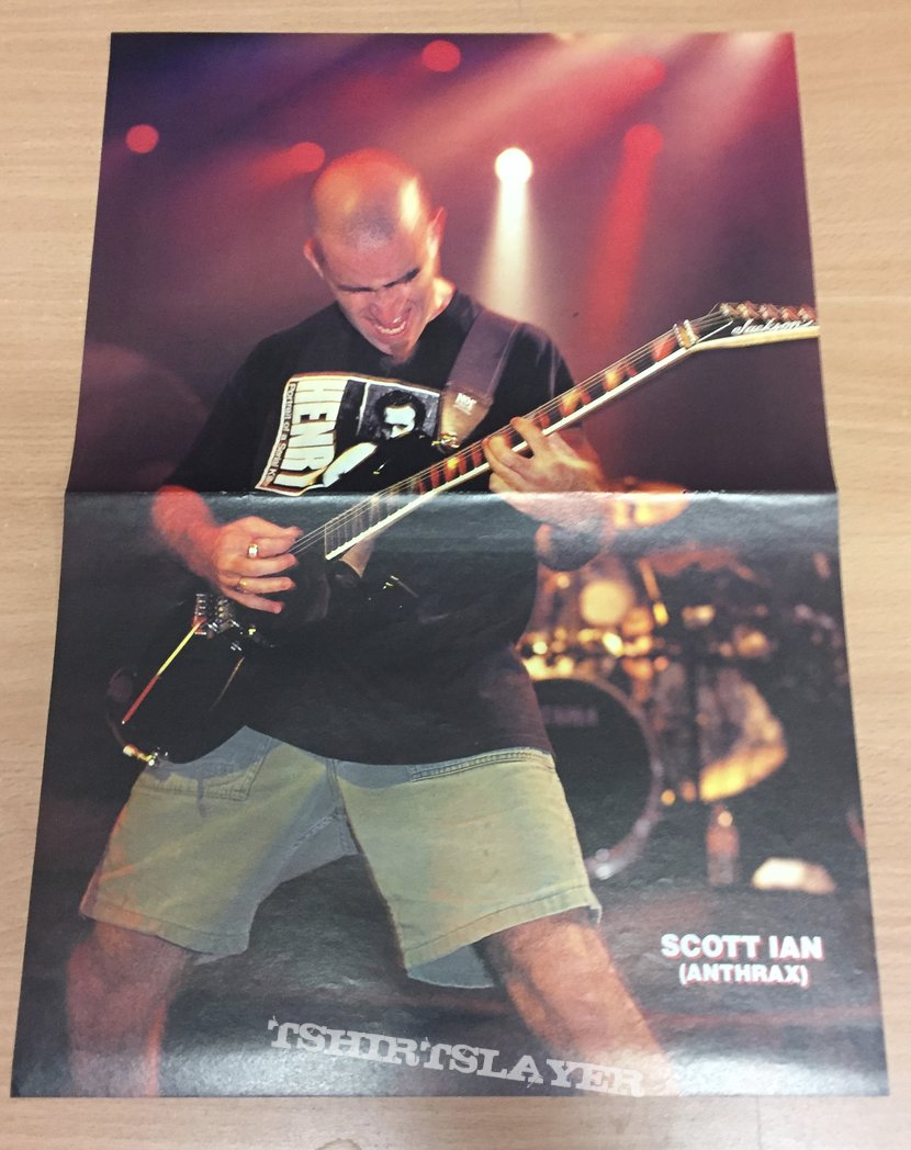 Anthrax posters