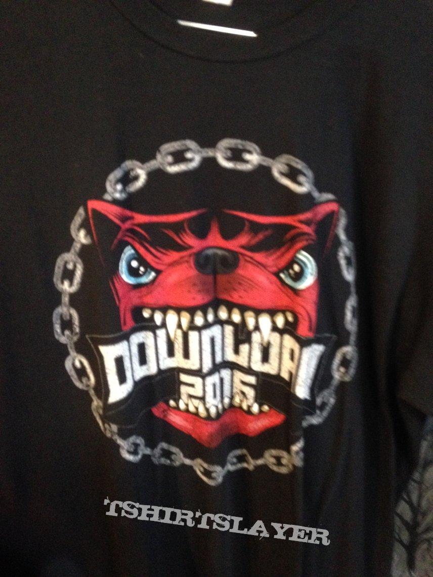 50cabca4 Download Festival 2016 Shirt | TShirtSlayer TShirt and BattleJacket ...