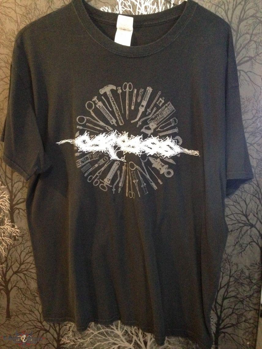 Carcass - Putrefaction Shirt