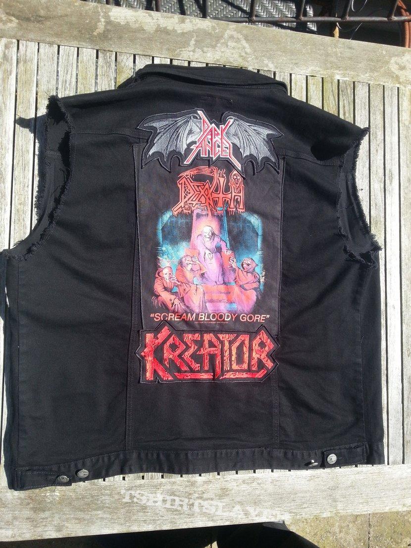 Battle jacket 2nd Update