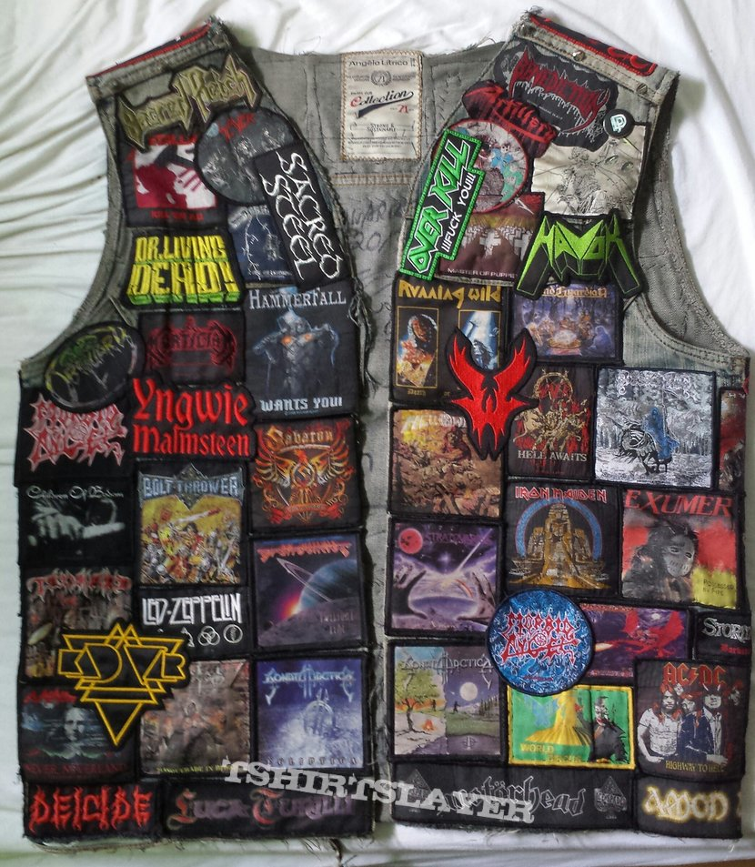 Heavy metal anal