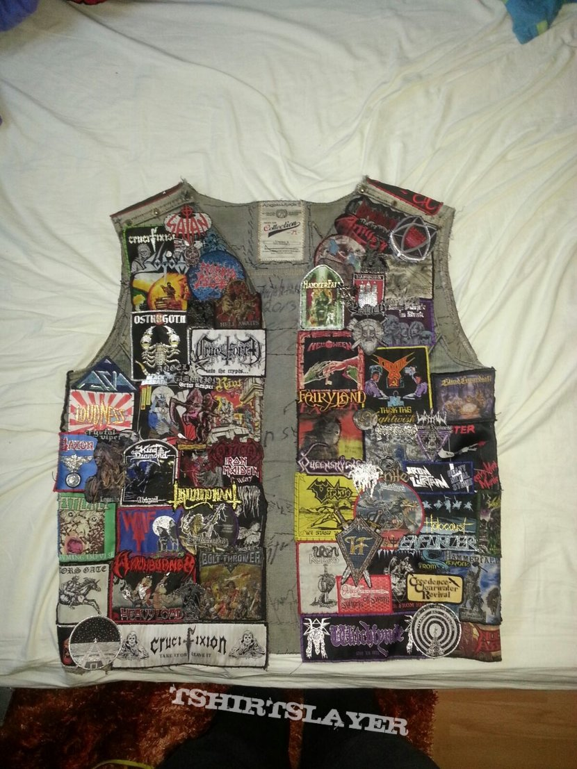 The Legacy - My Kutte / Battlevest