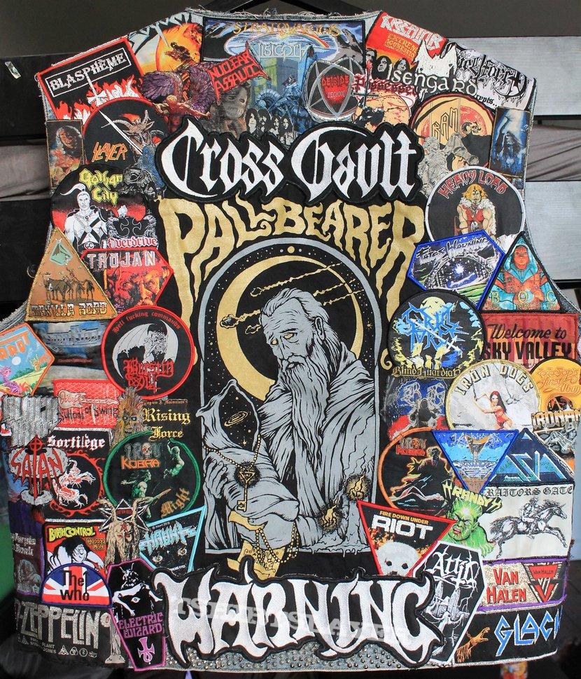 The Last Pallbearer - Battle Vest
