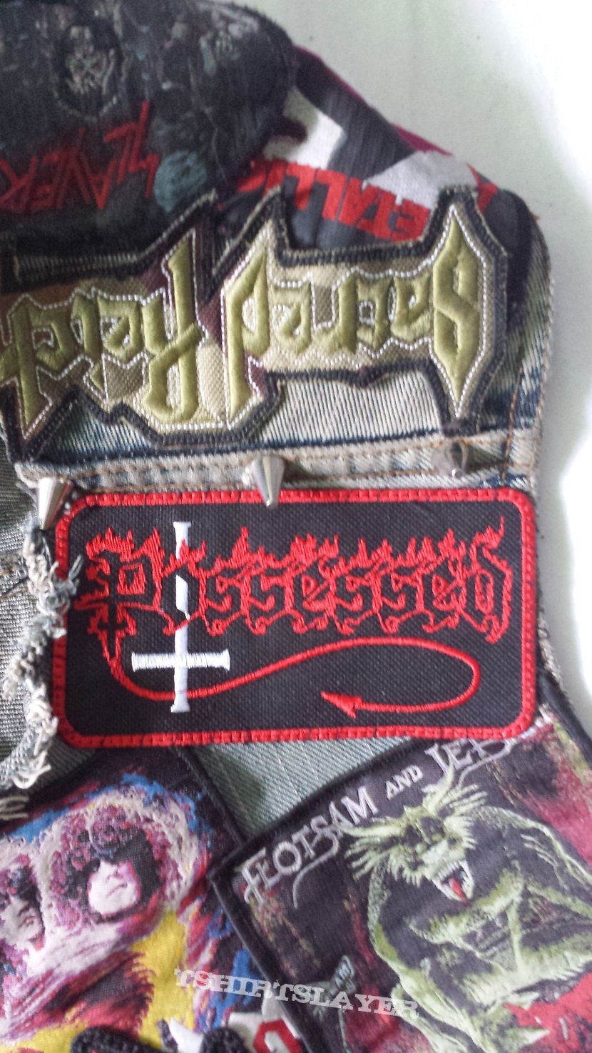 Kutte / Battle Jacket April 2015