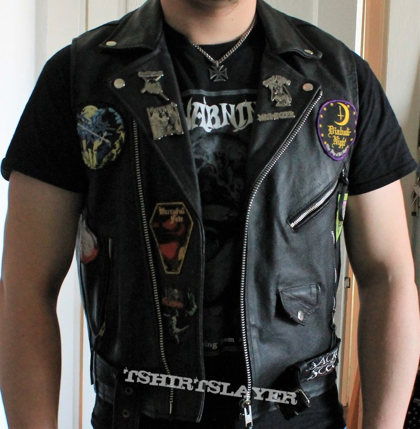 My Leather Battlevest