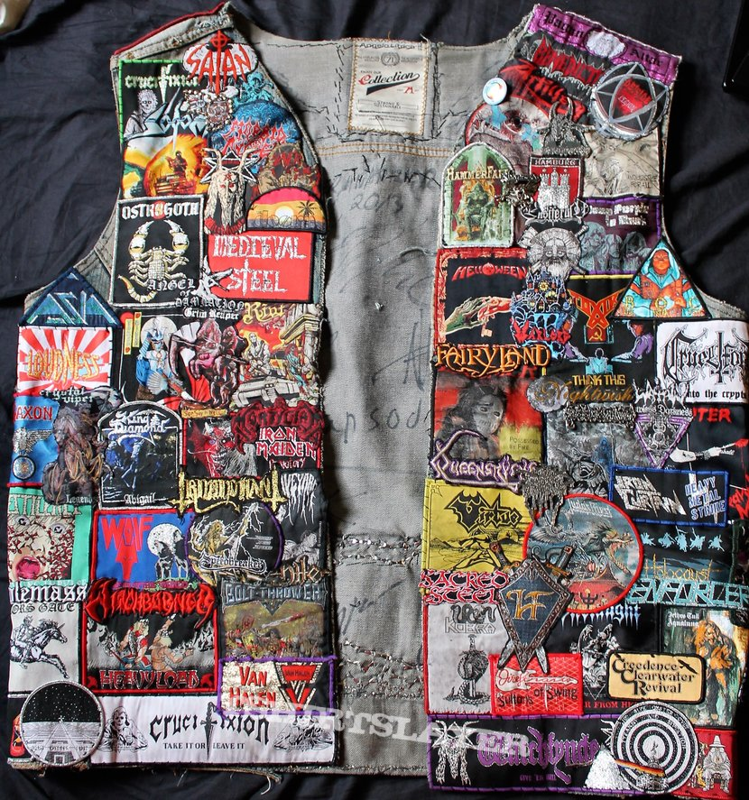 The Legacy - Battlevest