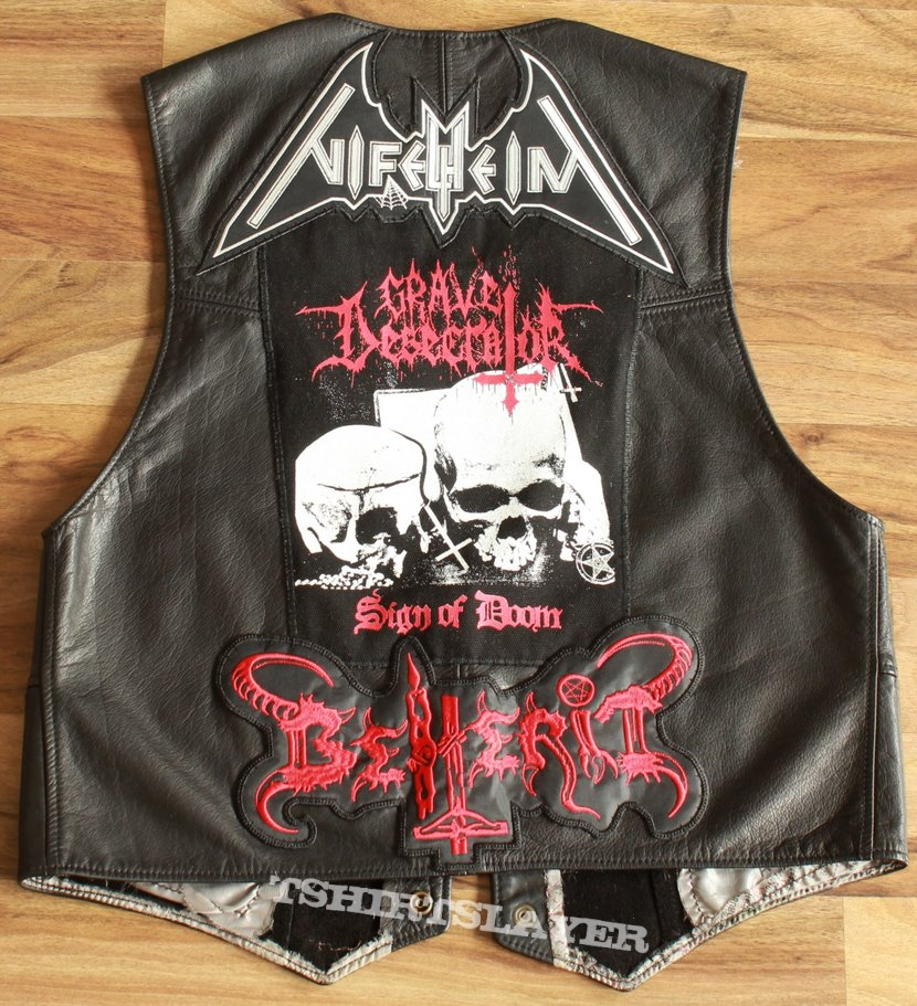 Unholy Metal of Death