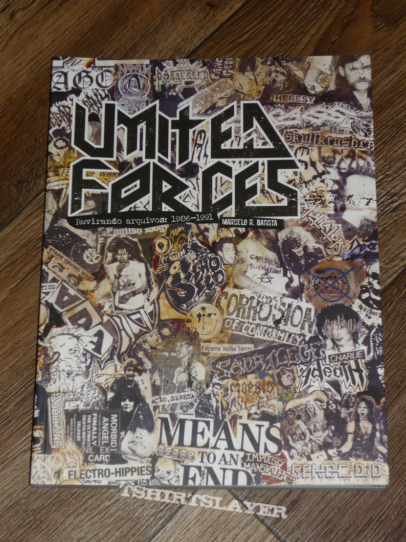 United Forces book