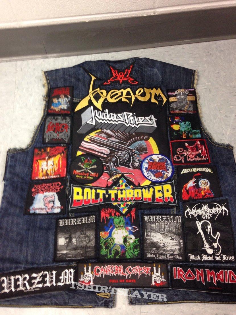 Update on my vest