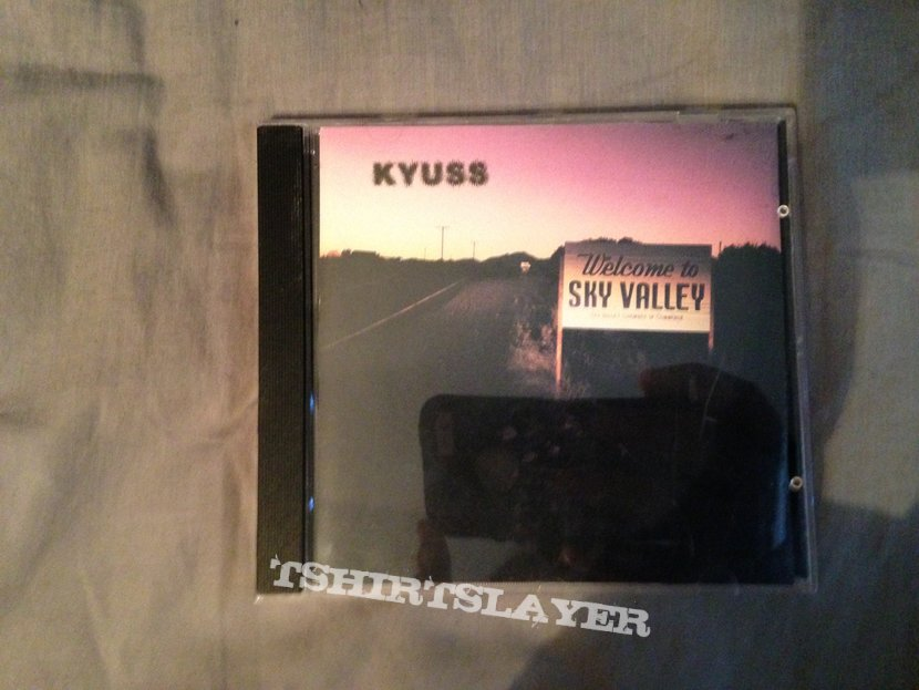 Kyuss Welcome To Sky Valley CD