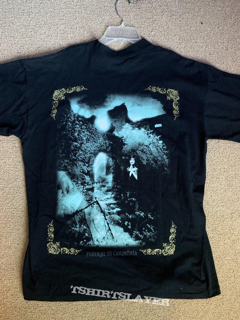 Cradle of Filth Funeral In Carpathia Shirt