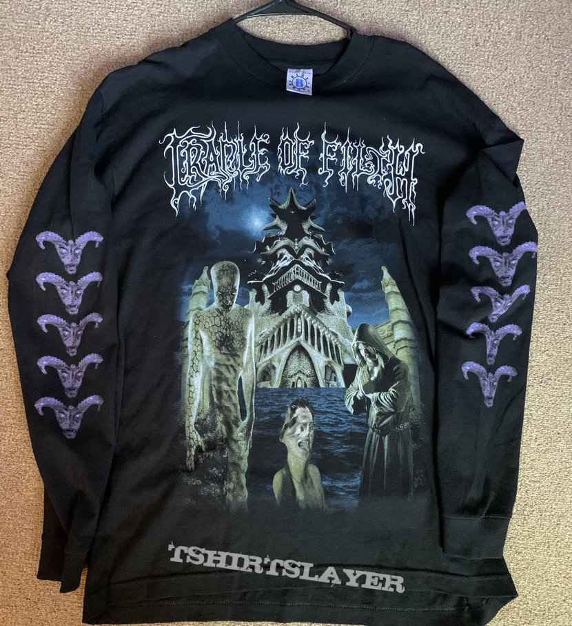 Cradle of Filth Turn Up The Horror LS Shirt