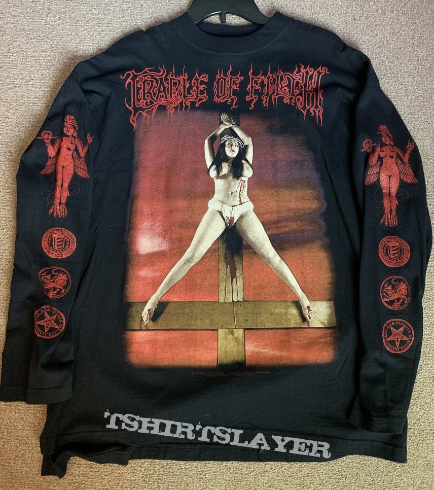 Cradle of Filth Desire Me Like Satan LS
