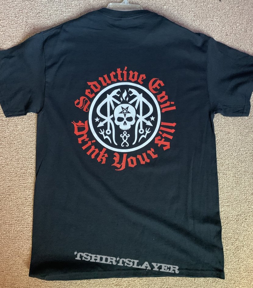 Cradle of Filth Total Fucking Darkness 2014 Shirt