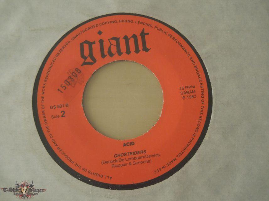 "ACID - Lucifera (7"", single)"