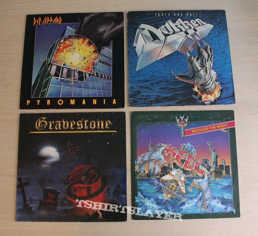 New Vinyls