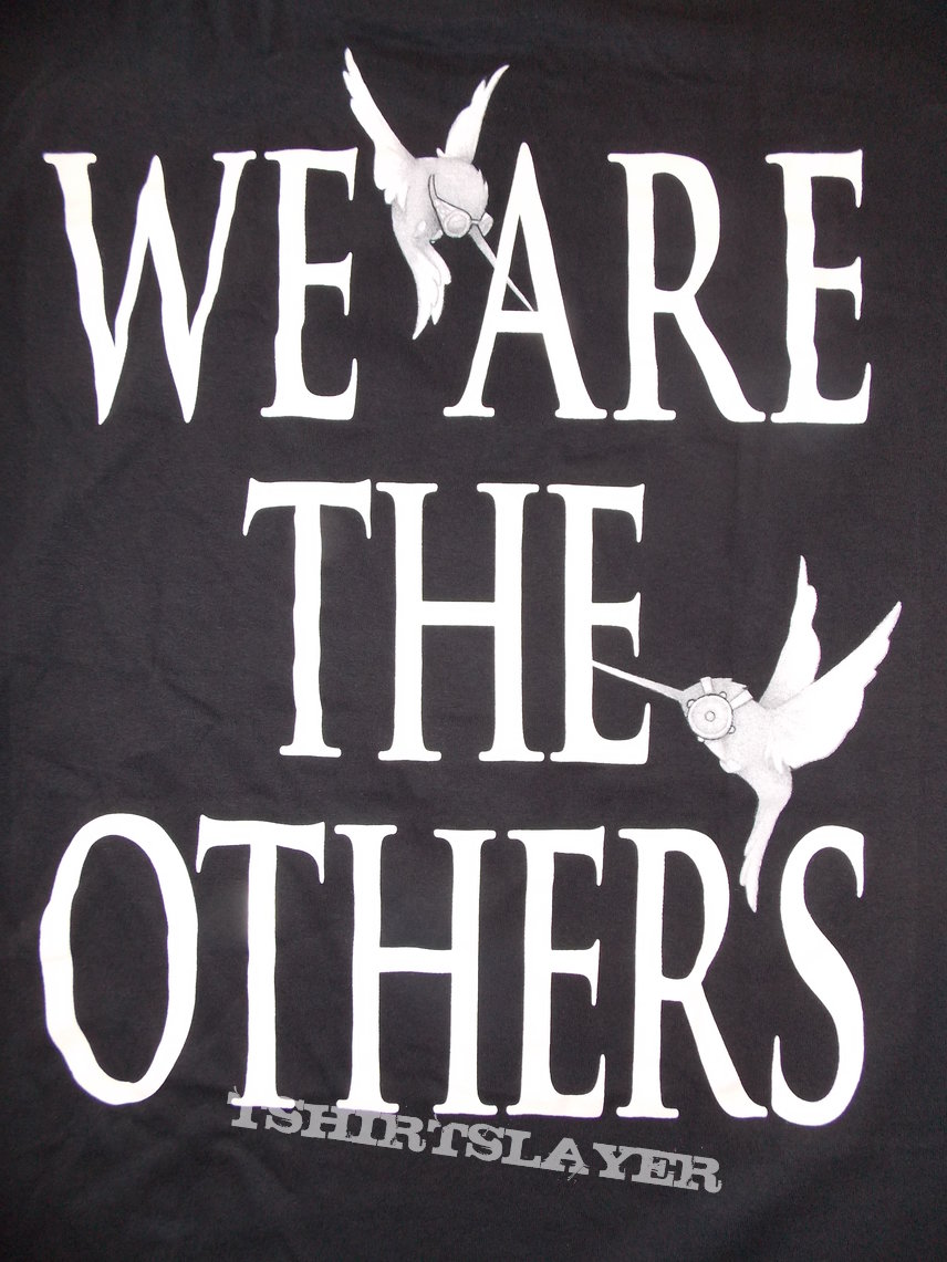 We Are the Others album shirt
