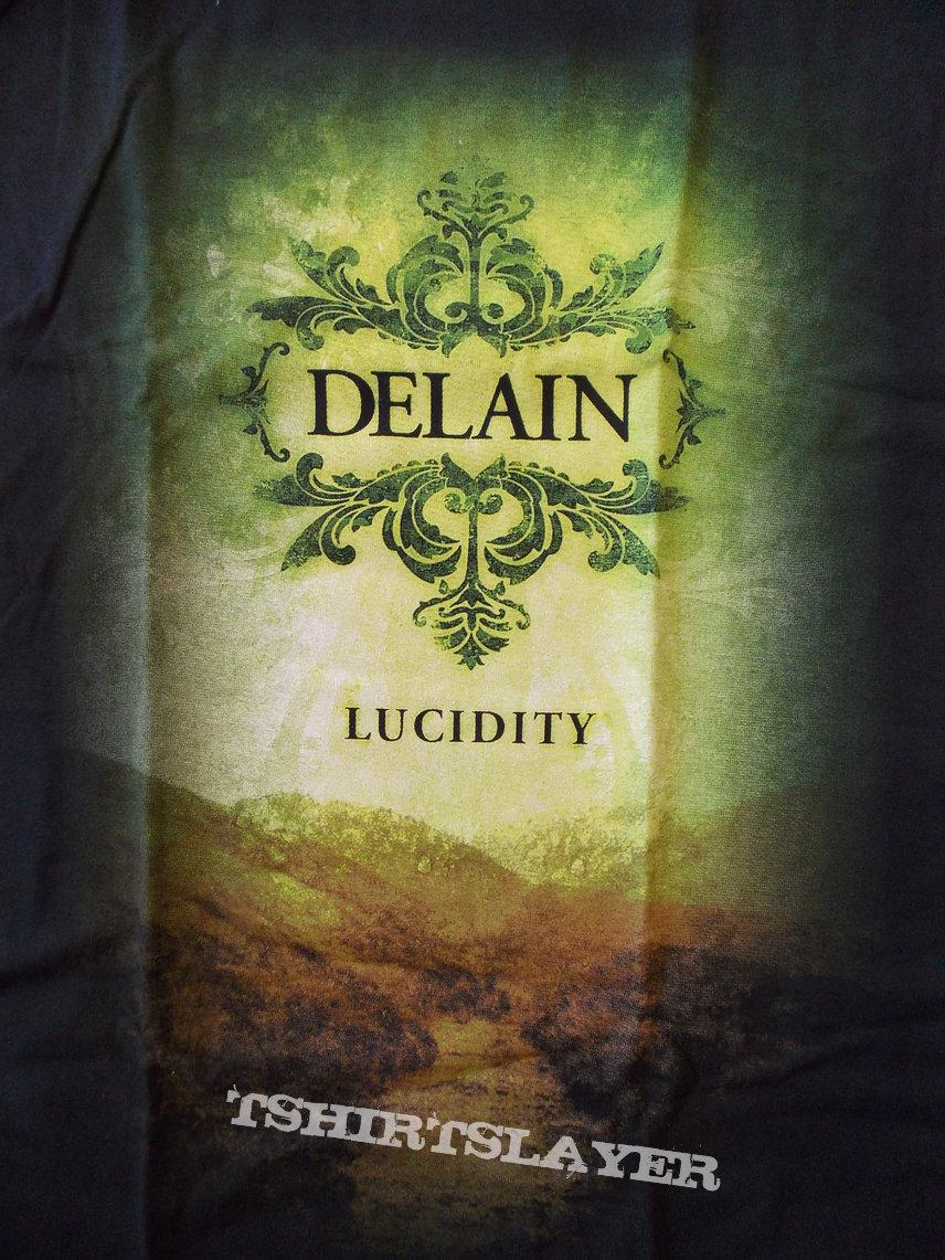 Lucidity album t-shirt