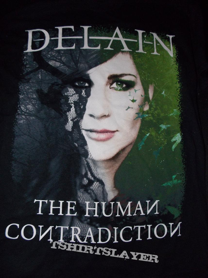 Human Contradiction US Tour shirt 2014
