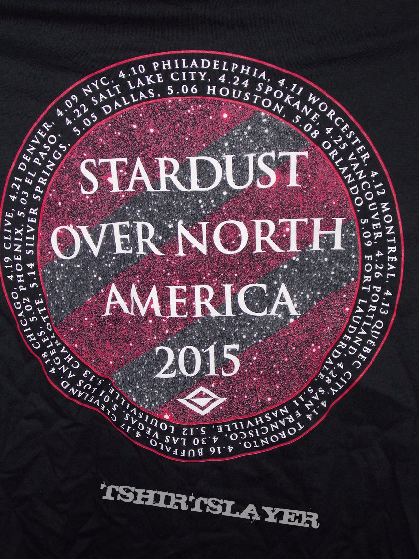Stardust over North America tour 2015