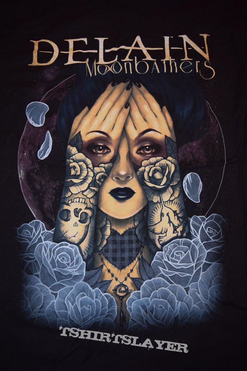 Moonbathers US Tour 2017 Shirt #1