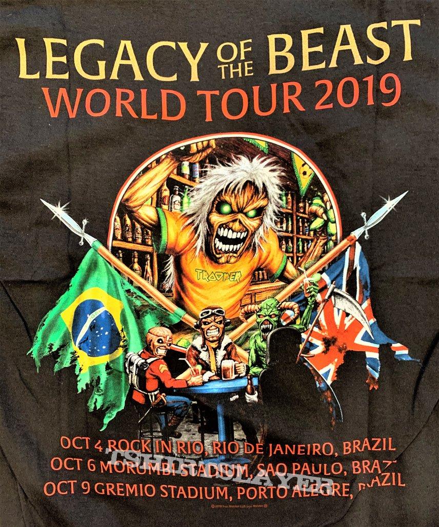 Brazil Event Shirt 2019