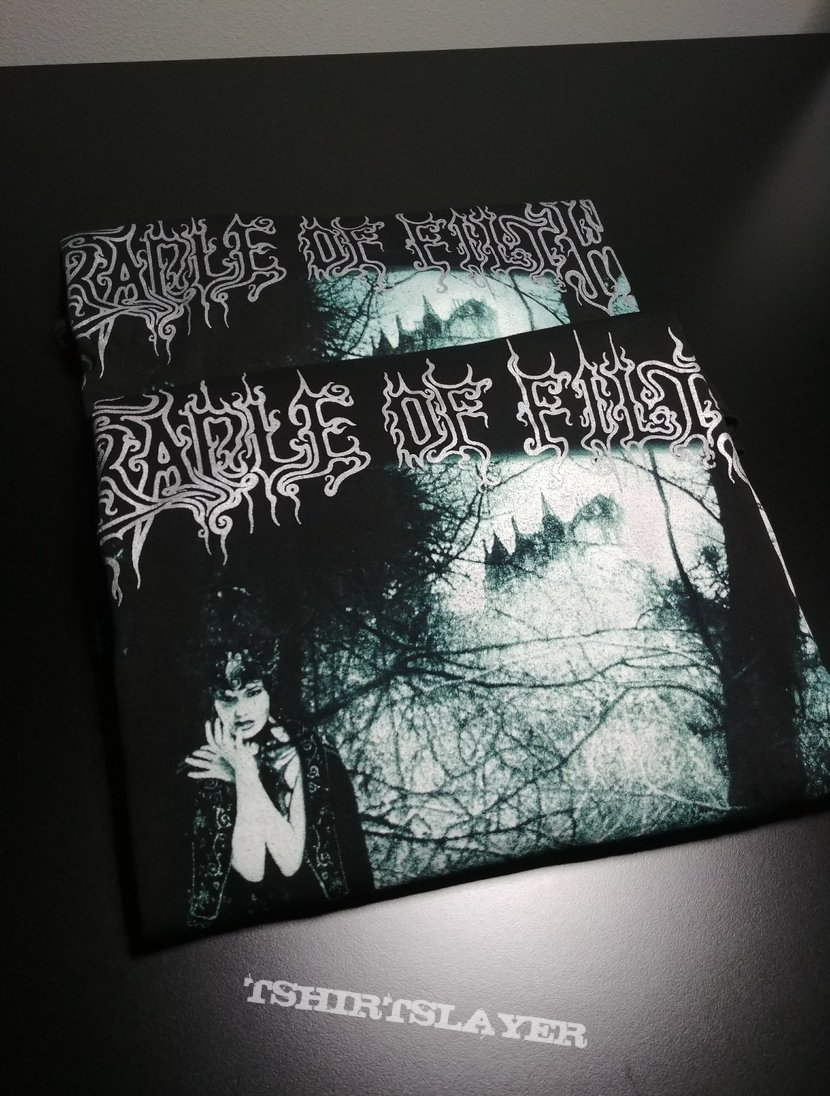 Cradle of filth Dusk and Her Embrace . Simon Marsden . XL . 1996 . クレイドル・オブ・フィルス