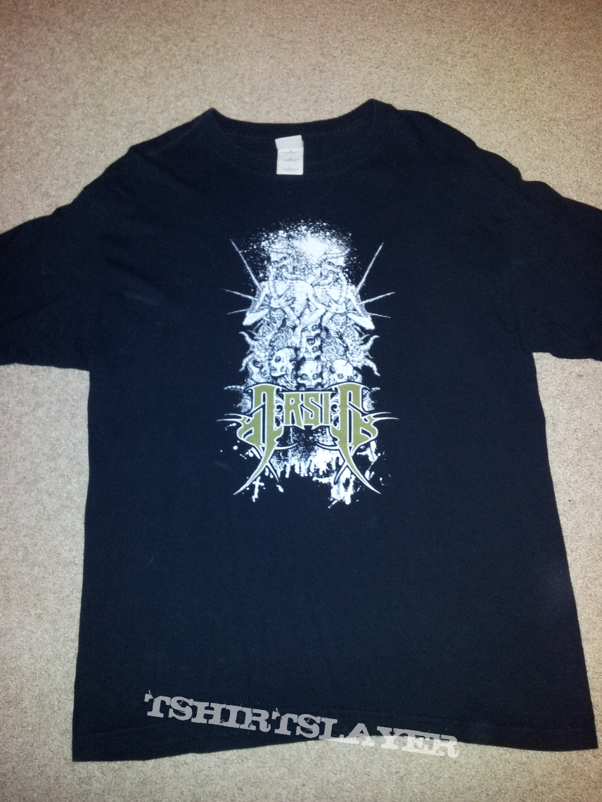 """Arsis """"United in Regret"""" shirt"""