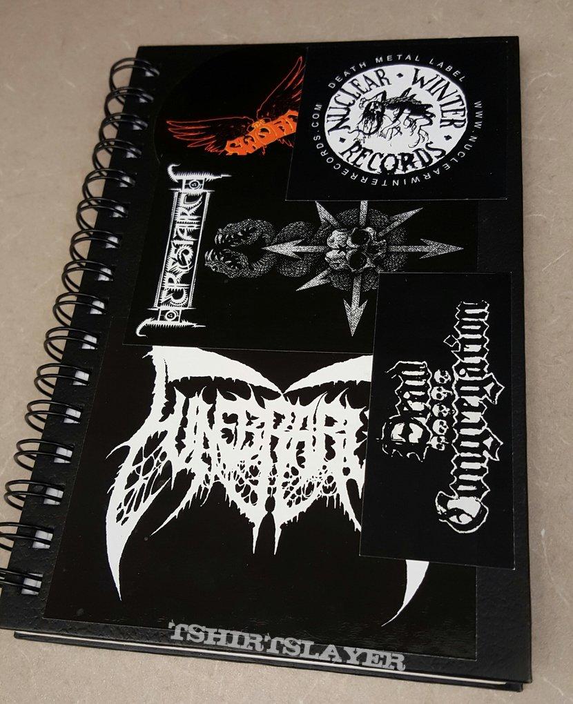 Work notebook