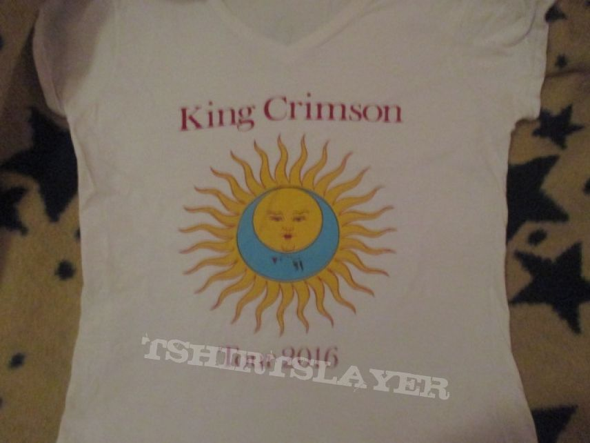 King Crimson - Larks' Tongue in Aspic shirt