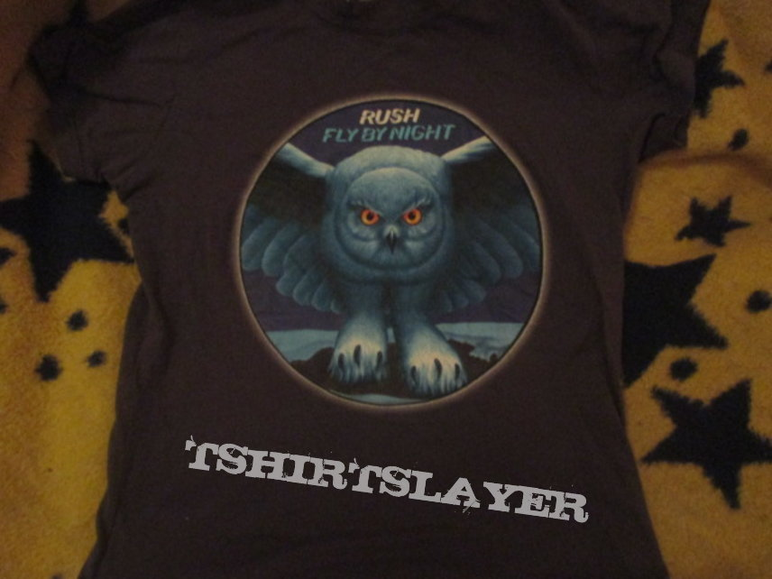 Rush - Fly By Night shirt