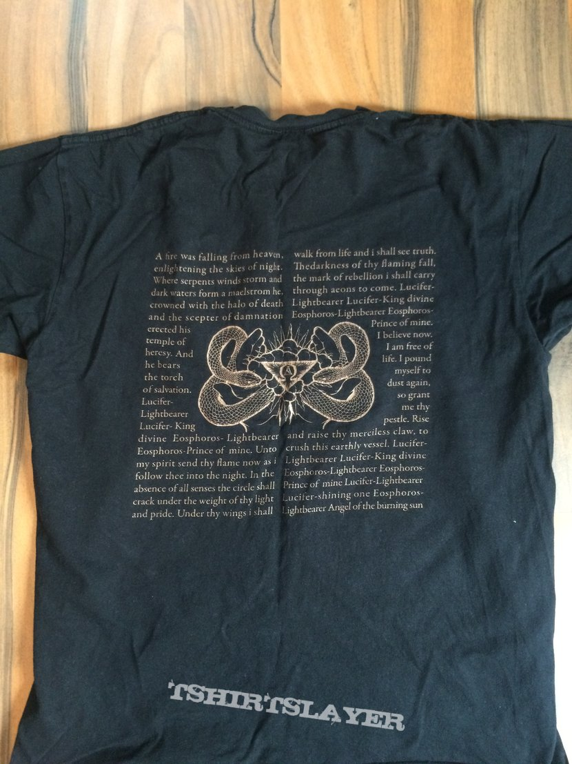 Ascension - Fire and Faith Shirt
