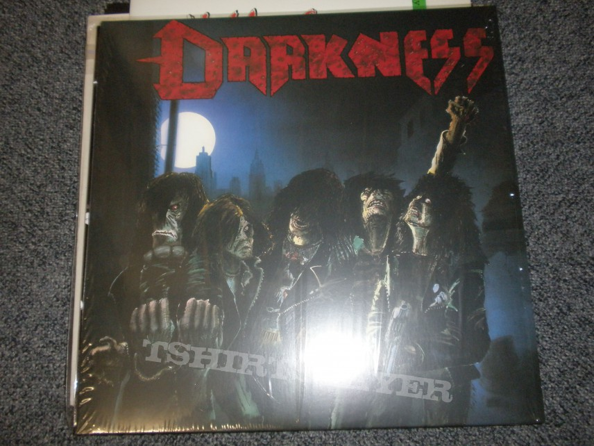 Darkness- Death Squad colored vinyl