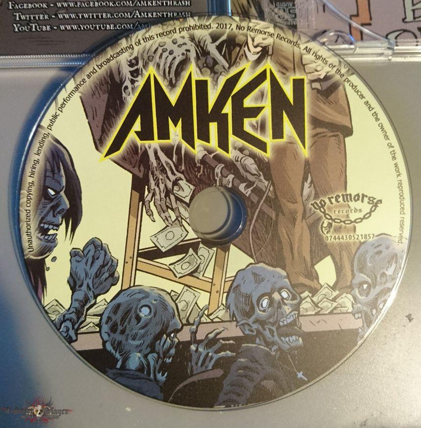 Amken - Theater of the Absurd